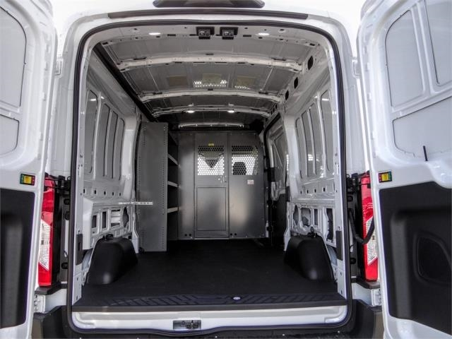 2020 Ford Transit 250 Med Roof 4x2, Adrian Steel Upfitted Cargo Van #FL4635DT - photo 1