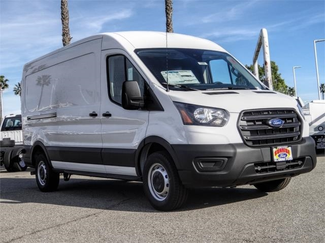 2020 Ford Transit 250 Med Roof 4x2, Adrian Steel Upfitted Cargo Van #FL4635DT - photo 6