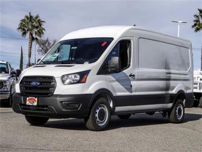 2020 Ford Transit 250 Med Roof 4x2, Adrian Steel Upfitted Cargo Van #FL4635DT - photo 1