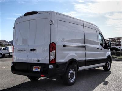 2020 Ford Transit 250 Med Roof 4x2, Adrian Steel Upfitted Cargo Van #FL4635DT - photo 4