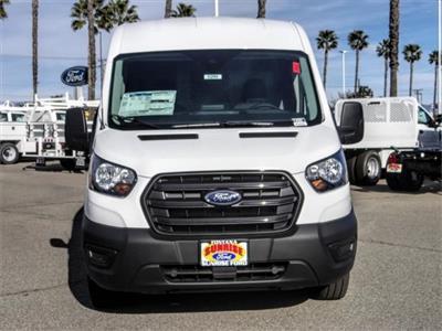 2020 Ford Transit 250 Med Roof 4x2, Adrian Steel Upfitted Cargo Van #FL4635DT - photo 7