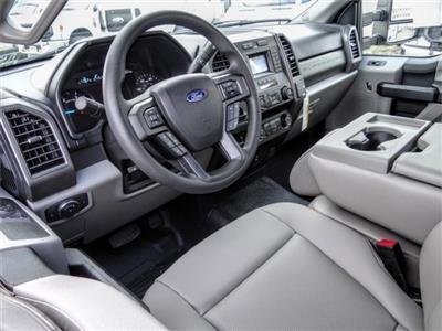 2020 Ford F-550 Regular Cab DRW 4x2, Scelzi WFB Stake Bed #FL4653 - photo 9