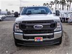 2020 Ford F-550 Regular Cab DRW 4x2, Scelzi WFB Stake Bed #FL4653 - photo 7