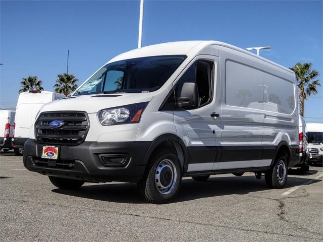 2020 Ford Transit 250 Med Roof 4x2, Empty Cargo Van #FL4727DT - photo 1