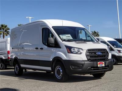 2020 Ford Transit 250 Med Roof 4x2, Empty Cargo Van #FL4727DT - photo 7