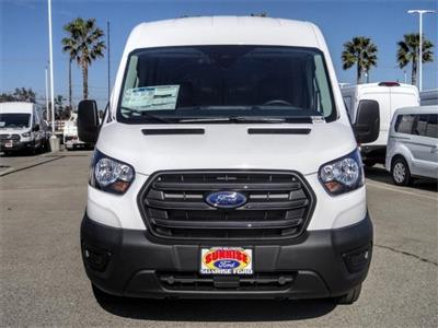 2020 Ford Transit 250 Med Roof 4x2, Empty Cargo Van #FL4727DT - photo 8