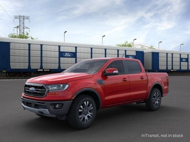2020 Ford Ranger SuperCrew Cab 4x4, Pickup #FL4738DT - photo 1