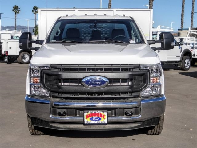 2020 Ford F-350 Regular Cab DRW 4x2, Scelzi Landscape Dump #FL4761 - photo 7