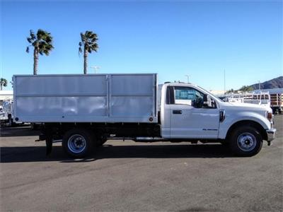 2020 Ford F-350 Regular Cab DRW 4x2, Scelzi Landscape Dump #FL4761 - photo 5