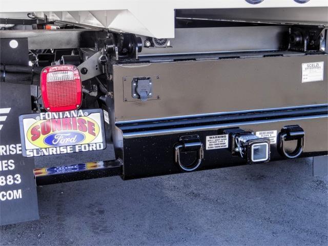 2020 Ford F-550 Regular Cab DRW 4x2, Scelzi Dump Body Flatbed #FL4763 - photo 11
