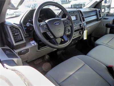 2020 Ford F-550 Regular Cab DRW 4x2, Scelzi Dump Body Flatbed #FL4763 - photo 8