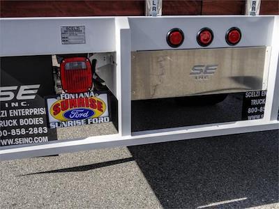2020 Ford F-550 Regular Cab DRW 4x2, Scelzi WFB Stake Bed #FL4795 - photo 11