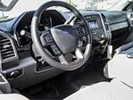 2020 Ford F-550 Regular Cab DRW 4x2, Scelzi WFB Stake Bed #FL4795 - photo 8