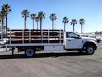 2020 Ford F-550 Regular Cab DRW 4x2, Scelzi WFB Stake Bed #FL4796 - photo 5