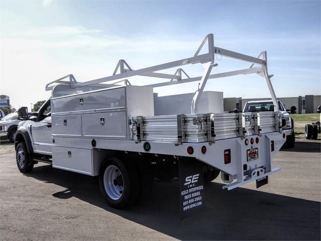 2020 Ford F-450 Regular Cab DRW 4x2, Scelzi SFB Contractor Body #FL4797 - photo 2