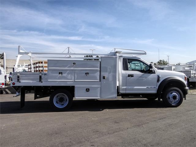2020 Ford F-450 Regular Cab DRW 4x2, Scelzi SFB Contractor Body #FL4797 - photo 5