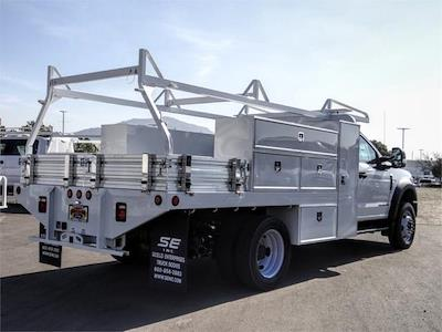 2020 Ford F-450 Regular Cab DRW 4x2, Scelzi SFB Contractor Body #FL4797 - photo 4