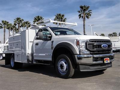 2020 Ford F-450 Regular Cab DRW 4x2, Scelzi SFB Contractor Body #FL4797 - photo 6