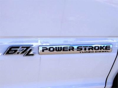 2020 Ford F-550 Regular Cab DRW 4x2, Scelzi WFB Stake Bed #FL4812 - photo 12