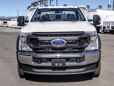 2020 Ford F-550 Regular Cab DRW 4x2, Scelzi WFB Stake Bed #FL4812 - photo 7