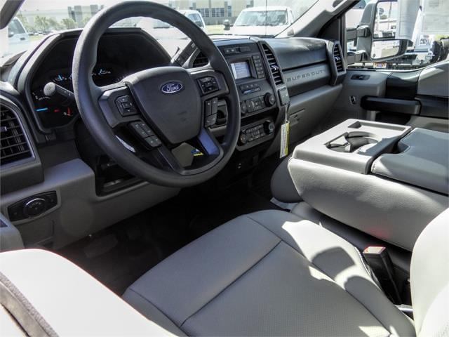 2020 Ford F-550 Regular Cab DRW 4x2, Scelzi WFB Flatbed #FL4817 - photo 8