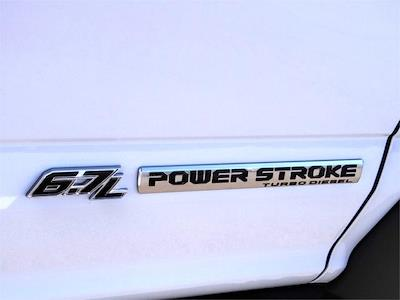 2020 Ford F-550 Regular Cab DRW 4x2, Scelzi WFB Flatbed #FL4817 - photo 10