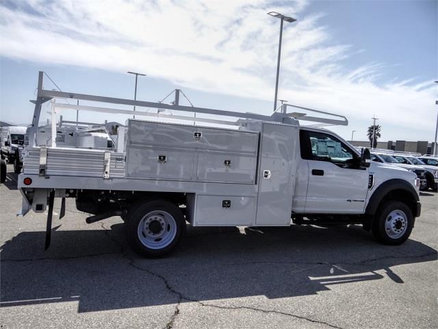 2020 Ford F-450 Regular Cab DRW 4x2, Scelzi SFB Flatbed #FL4839 - photo 5