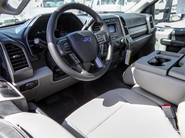 2020 Ford F-450 Regular Cab DRW 4x2, Scelzi SCTFB Contractor Body #FL4839 - photo 8