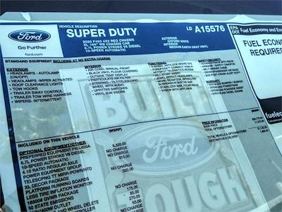 2020 Ford F-450 Regular Cab DRW 4x2, Scelzi SFB Flatbed #FL4839 - photo 13