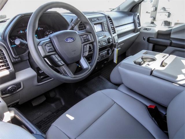 2020 Ford F-450 Regular Cab DRW 4x2, Scelzi SFB Flatbed #FL4843 - photo 8