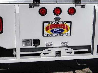 2020 Ford F-450 Regular Cab DRW 4x2, Scelzi SFB Flatbed #FL4843 - photo 11