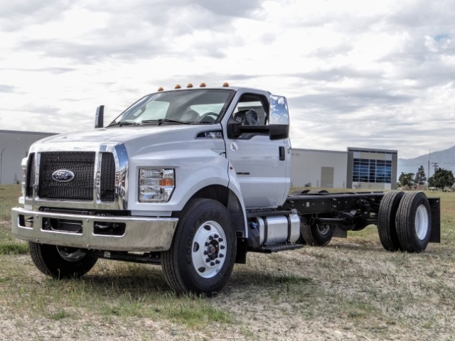 2021 Ford F-650 Regular Cab DRW 4x2, Cab Chassis #FM0003 - photo 1