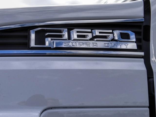 2021 Ford F-650 Regular Cab DRW 4x2, Scelzi SFB Flatbed #FM0008 - photo 8