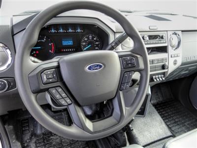 2021 Ford F-650 Regular Cab DRW 4x2, Scelzi SFB Flatbed #FM0008 - photo 10