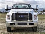 2021 Ford F-650 Regular Cab DRW 4x2, Scelzi SFB Flatbed #FM0008 - photo 7