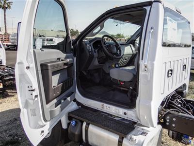 2021 Ford F-750 Regular Cab DRW 4x2, Cab Chassis #FM0009 - photo 14