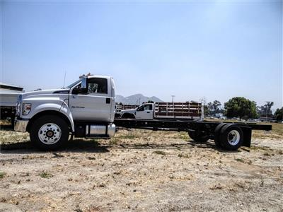2021 Ford F-750 Regular Cab DRW 4x2, Cab Chassis #FM0009 - photo 19