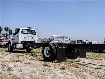 2021 Ford F-750 Regular Cab DRW 4x2, Cab Chassis #FM0009 - photo 20
