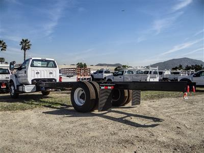 2021 Ford F-750 Regular Cab DRW 4x2, Cab Chassis #FM0009 - photo 2