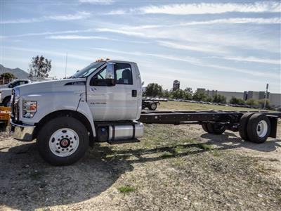 2021 Ford F-750 Regular Cab DRW 4x2, Cab Chassis #FM0009 - photo 3