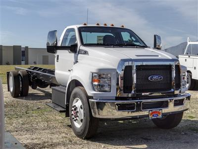 2021 Ford F-750 Regular Cab DRW 4x2, Cab Chassis #FM0009 - photo 8