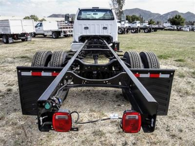 2021 Ford F-650 Regular Cab DRW 4x2, Cab Chassis #FM0010 - photo 11