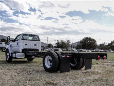 2021 Ford F-650 Regular Cab DRW 4x2, Cab Chassis #FM0010 - photo 2