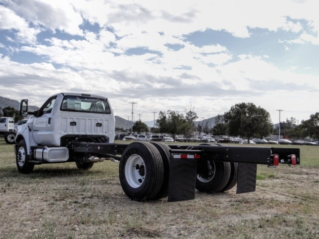 2021 F-650 Regular Cab DRW 4x2, Cab Chassis #FM0011 - photo 2