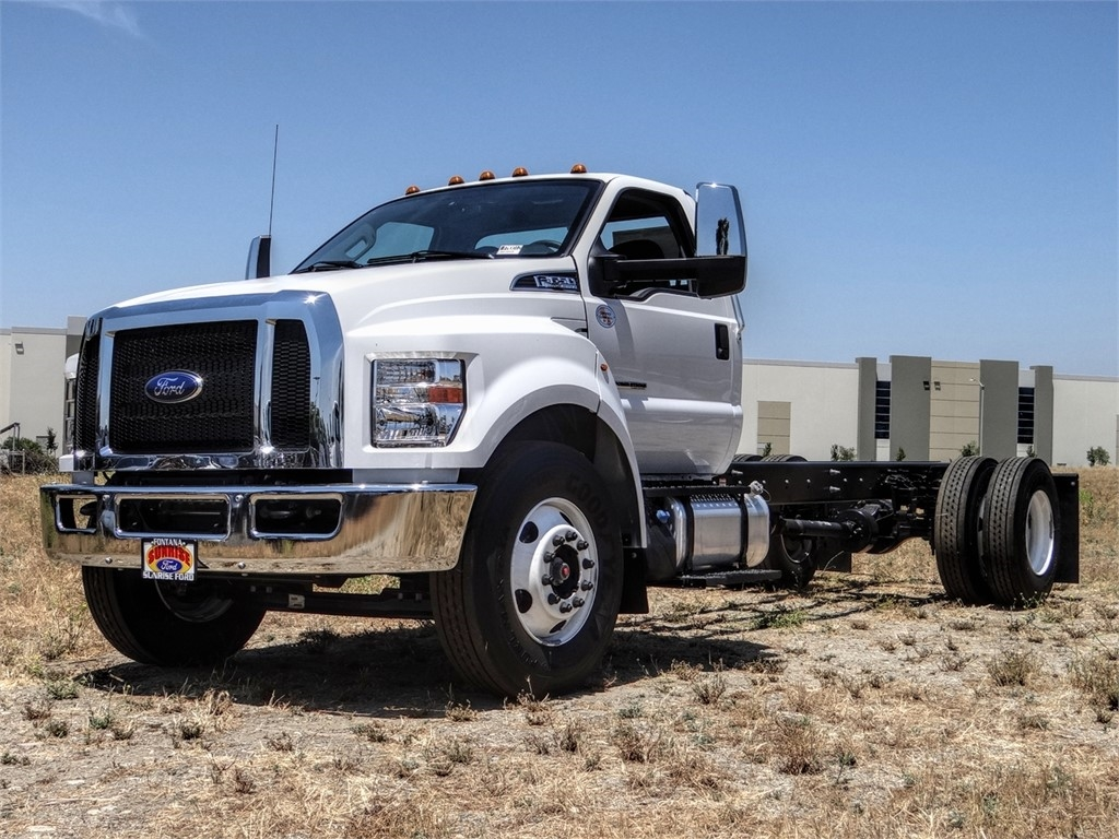 2021 Ford F-650 Regular Cab DRW 4x2, Cab Chassis #FM0012 - photo 1