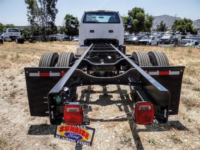 2021 Ford F-650 Regular Cab DRW 4x2, Cab Chassis #FM0012 - photo 11