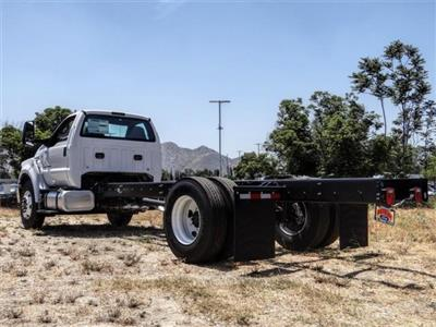 2021 Ford F-650 Regular Cab DRW 4x2, Cab Chassis #FM0012 - photo 2
