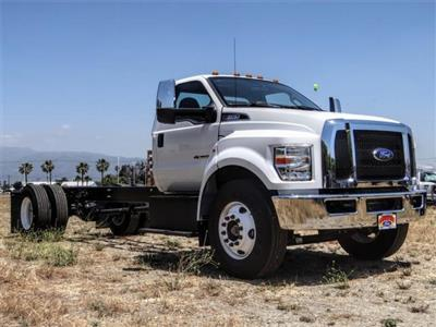 2021 Ford F-650 Regular Cab DRW 4x2, Cab Chassis #FM0012 - photo 6