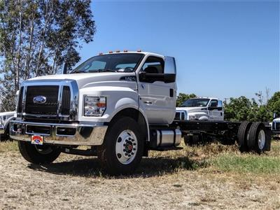 2021 Ford F-750 Regular Cab DRW 4x2, Cab Chassis #FM0014 - photo 18