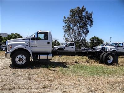 2021 Ford F-750 Regular Cab DRW 4x2, Cab Chassis #FM0014 - photo 19